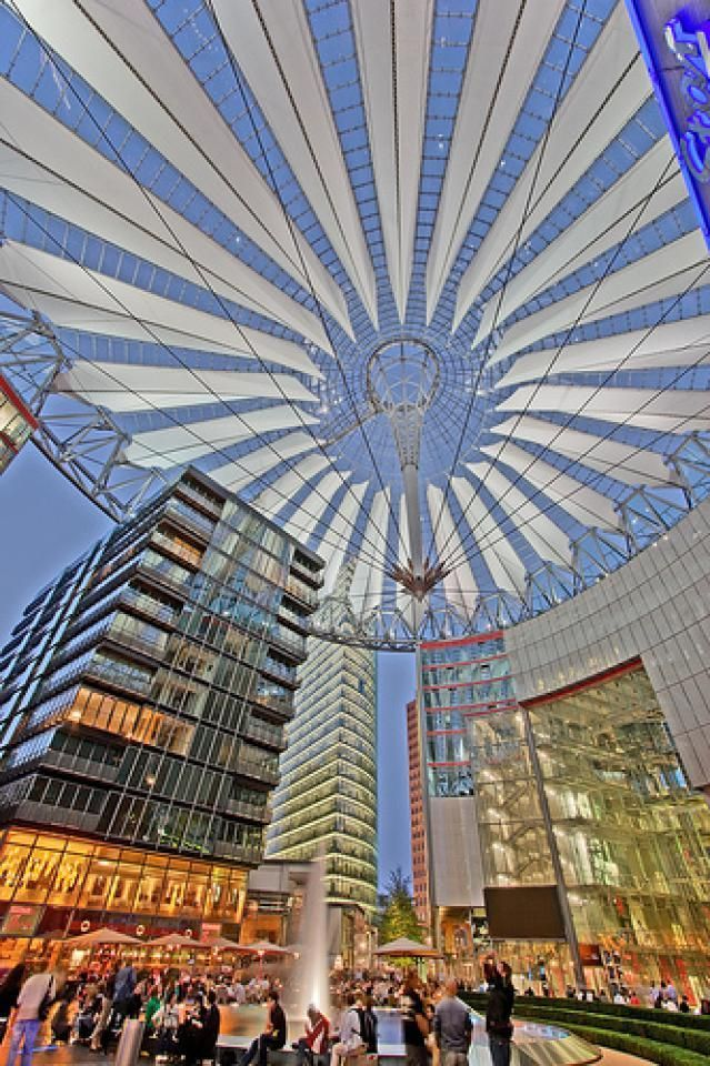 Top 10 Free Things to Do in Berlin: Potsdamer Platz: