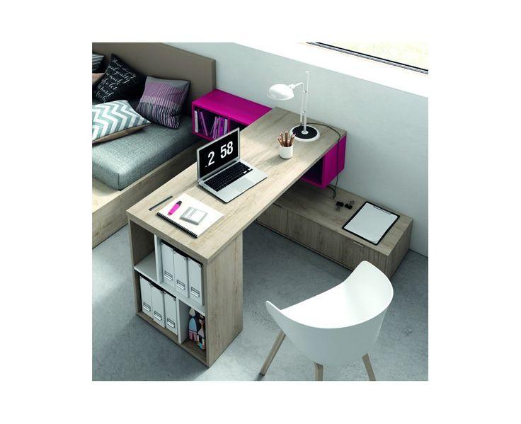 Las 25 mejores ideas sobre dormitorios juveniles modernos - Mobiliario juvenil moderno ...