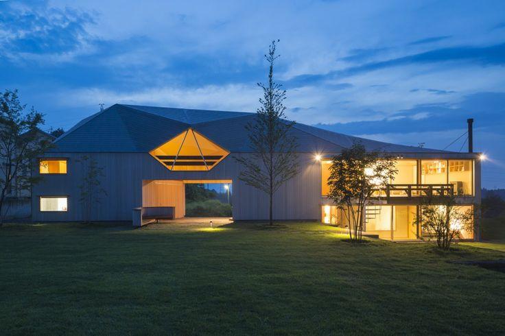 Hayasaka House / Ken Yokogawa Architect & Associates