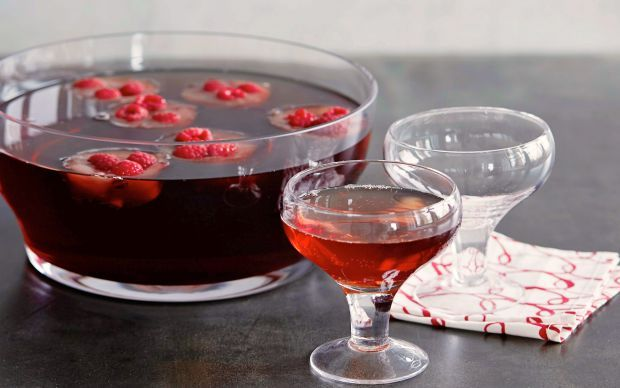 Prosecco Punch Recipe by Trisha Yearwood : Food Network UK