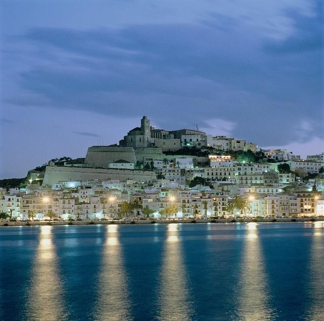 Dalt Vila. Ibiza. by Turisme Illes Balears, via Flickr