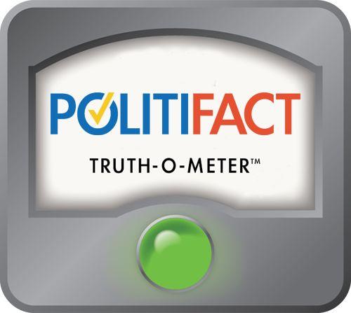 Clinton: Trump an absolute avalanche of falsehoods