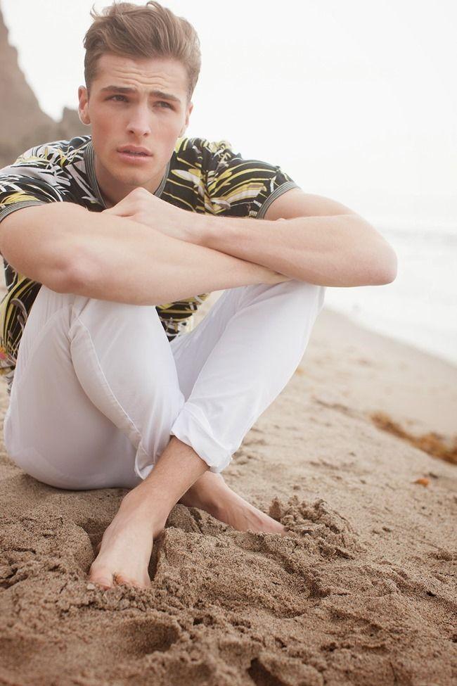 "rovilicious: ""Edward Wilding for Mr Turk Summer 2014 """