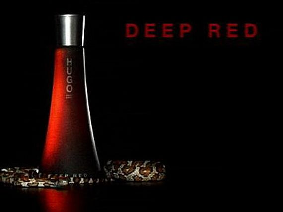 Fav perfume of all time -  Hugo Boss Deep Red Perfume for Women 2012