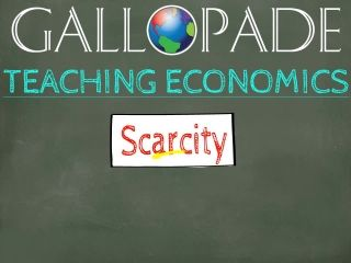 ClickBook Lesson Snippet: Economics Scarcity and C