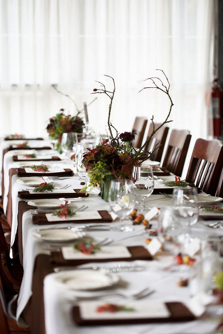 67 best Fall Wedding Decor images on Pinterest   Autumn wedding ...