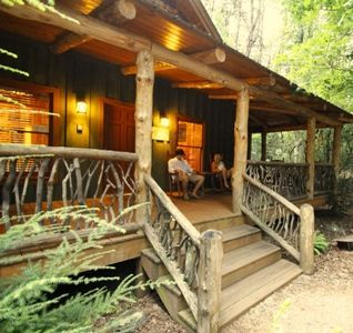 Imagine....a cabin for as low as 79.00 per night....or bring the whole family!  A little piece of heaven on earth!