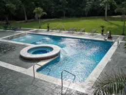 l shaped pool designs google search - Inground Pool Design Ideas