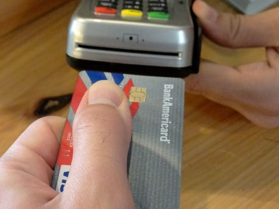 Many retailers anxious facing Thursday's chip-card conversion deadline