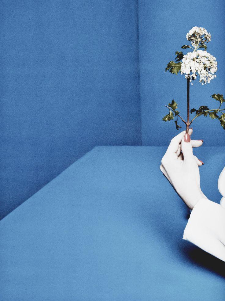 """Body Electric"" by Inez & Vinoodh for V #65 Summer 2010"