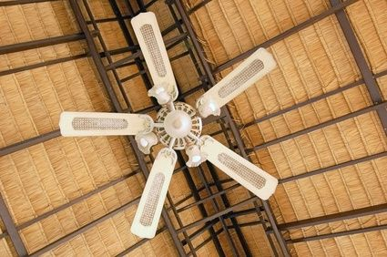 The Direction Amp Speed Of Ceiling Fan Rotation In The