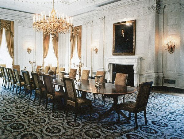 398 Best The White House Images On Pinterest Christmas