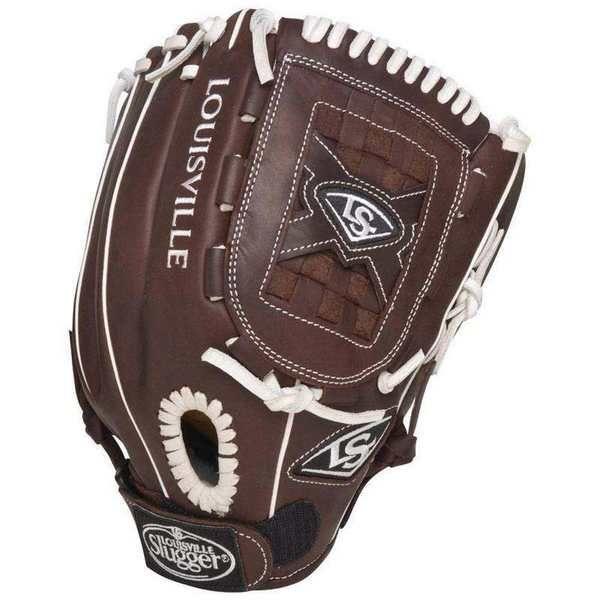 Louisville Slugger RHT 12-Inch Xeno Series Fastpitch Softball Glove FGXPBN5-1200