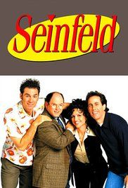 Seinfeld. Best Television Series - Musical or Comedy 1994.
