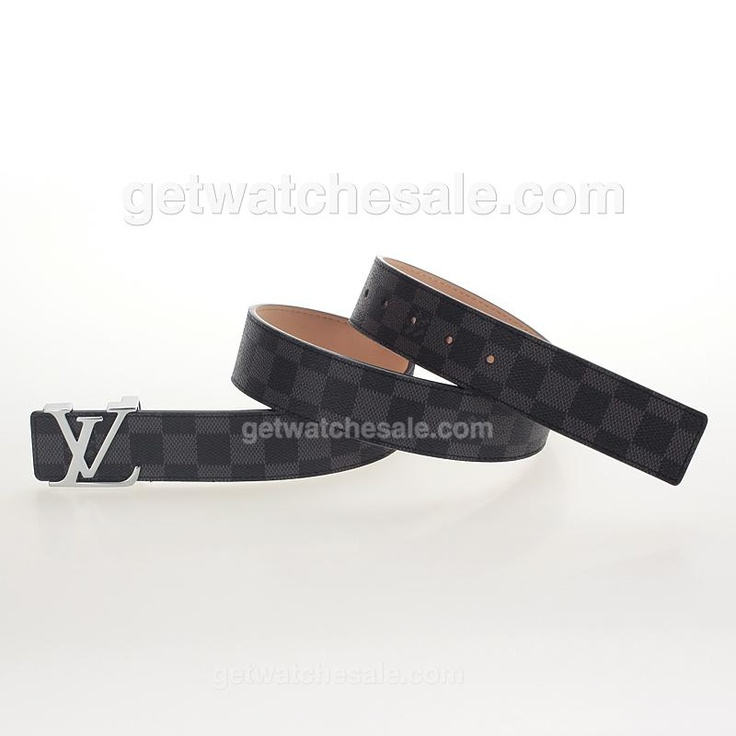 Louis Vuitton Damier Canvas Belt, Top quality black damier canvas exterior;Fine AAA grade item;Shimmering LV buckle;Comes with brand gift box.Just $79.00 (including shipping fee), www.getwatchesale.com/cheap-louis-vuitton-belts-on-sale-cb290.html sales lv belts for cheap