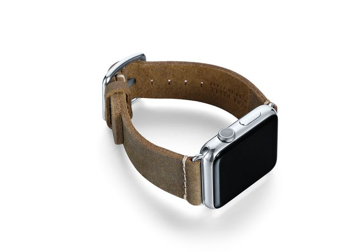 $ 84.00 Khaki Sun - Khaki Sun is a Light Green Apple watch band and it has a traditional Vintage look for this evergreen. Available only 42 mm