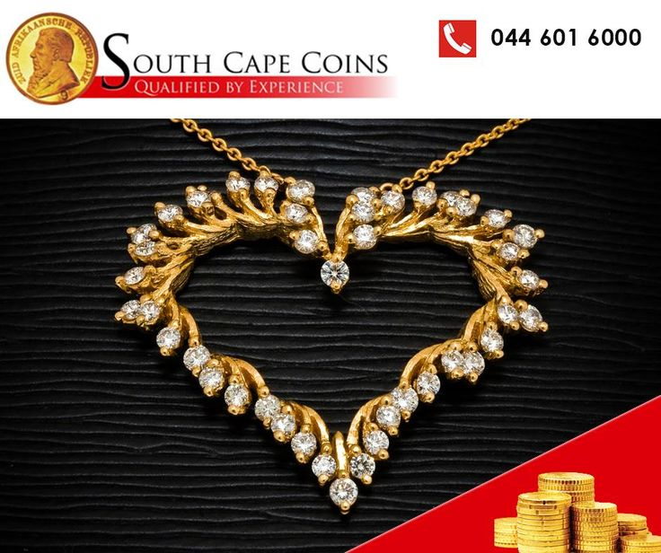 Get your jewelery appraised today and find out how much is it really worth. South Cape Coins have years of appraisal experience to give sound quality advice and investment options. #coins #rarecoins #investments