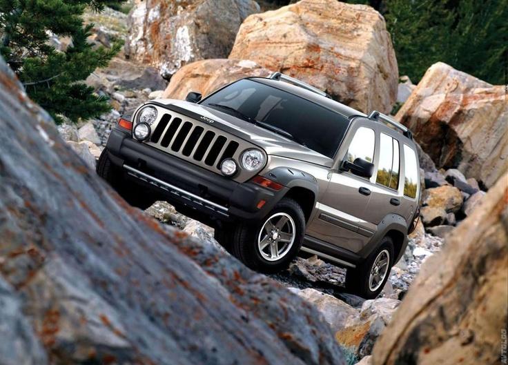 2005 Jeep Liberty Renegade 3.7