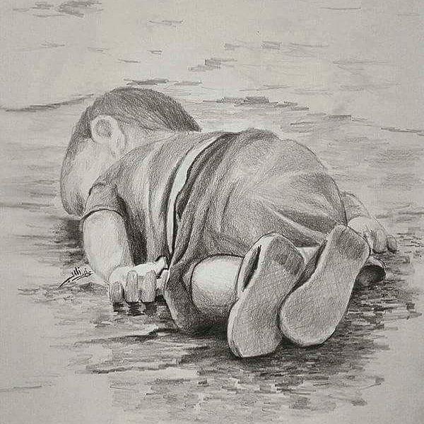 Twitter e Instagram dicono addio ad Aylan, il bambino ritrovato morto sulla spiaggia di Bodrum (FOTO)