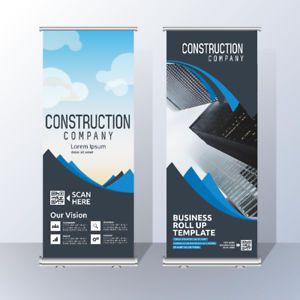 Are you looking for roll up banner? We can make at low price.