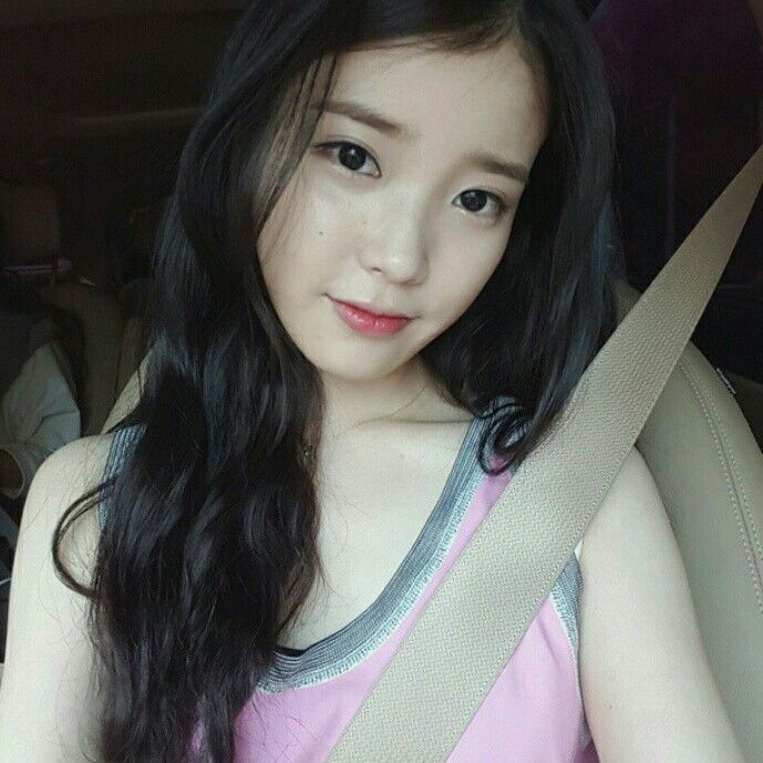 IU❤ she's looks sooooo cute af😘 #asian #beauty #iu #koreandrama #korea Moon lovers