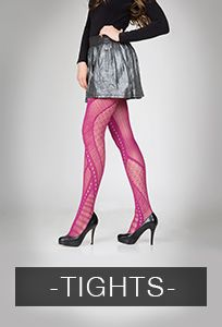 Ladies Fashionable Tights. Check out these beautiful Pink Tights. Turn some heads with these hot tights  From opaque tights to sheer, and from sweater tights to nets, we have something for every taste. Styles like our angora or cashmere tights will help you make just the fashion statement you're envisioning, letting you tell the world, loud and clear, that you are a fashion force they need to notice!