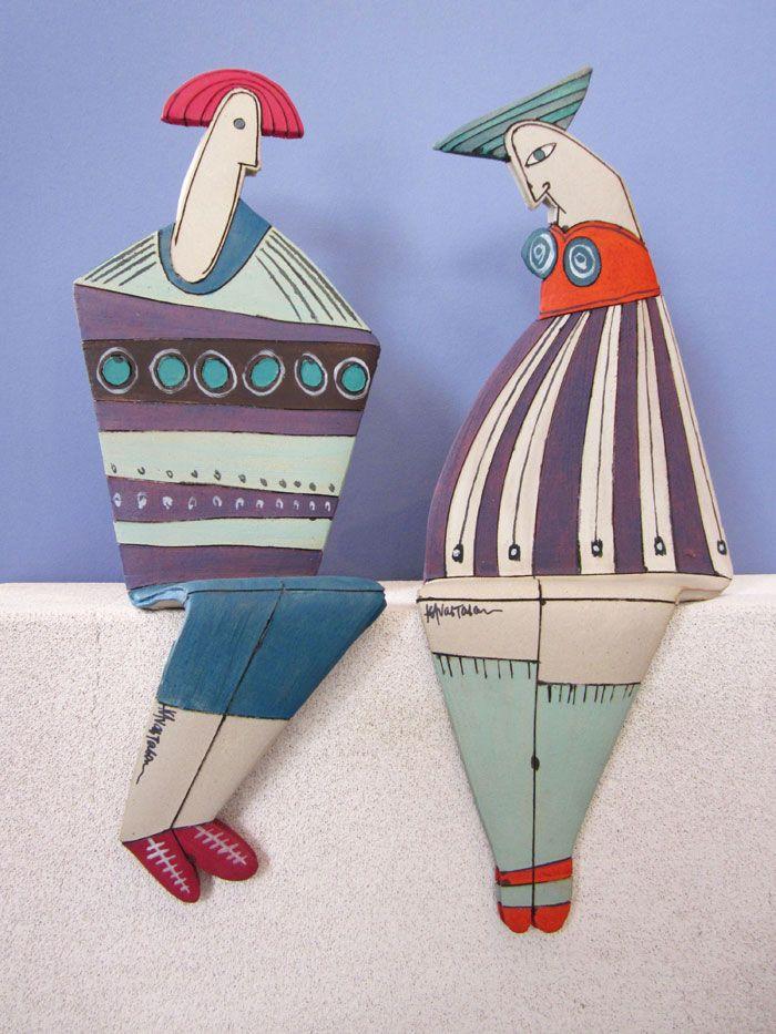 ANASTASAKI Ceramic Figure Sculptures διακοσμητικα ειδη ...