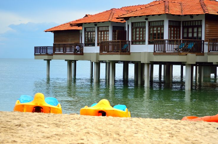 Port Dickson - most popular beach around Kuala Lumpur