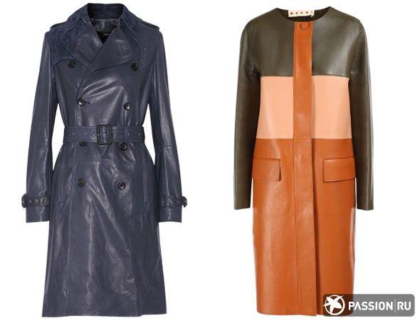 Модные пальто весны 2015: выбираем лучшее