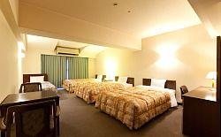 ホテルニュープラザ久留米|ツイン・ダブル・ファミリー|客室のご案内