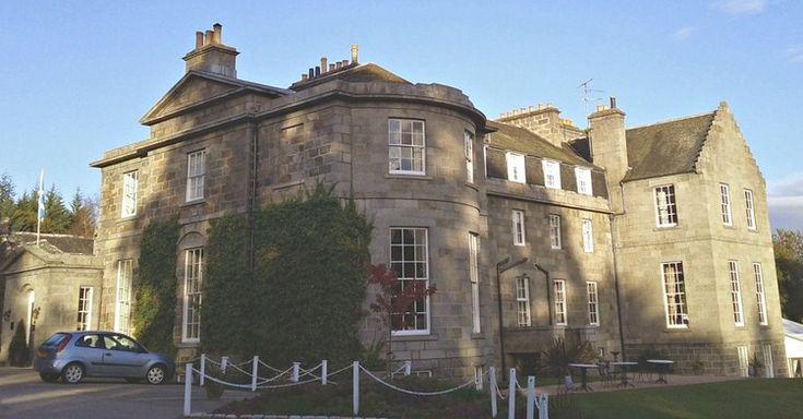 Raemoir House Hotel, near Banchory, Aberdeenshire.