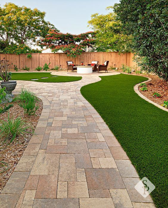 41 EYE CATCHING LANDSCAPE BACKYARD GARDEN IDEAS #backyardgardenplanning