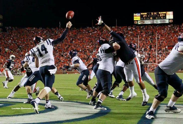 Auburn vs. Ole Miss @ Jordan- Hare Stadium