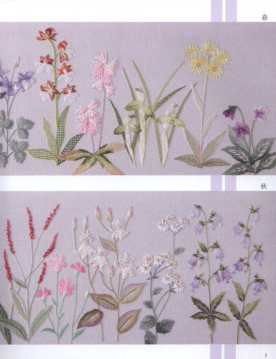Best japanese embroidery ideas on pinterest