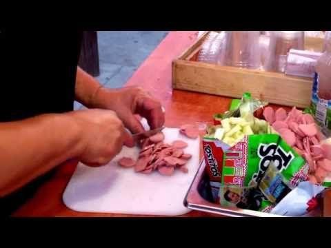 tostilocos en manuel doblado mario tirado - YouTube