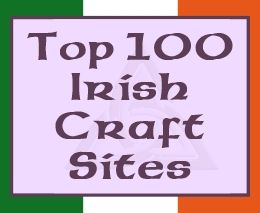 Our latest idea to showcase the fabulously talented crafters and craft suppliers we have on this island of Ireland http://top100irishcraft.gotop100.com/
