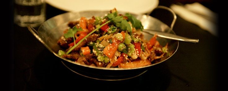 RIA Restaurant | delicious Malaysian food in Leederville - I recommend the Chinese shredded beef!