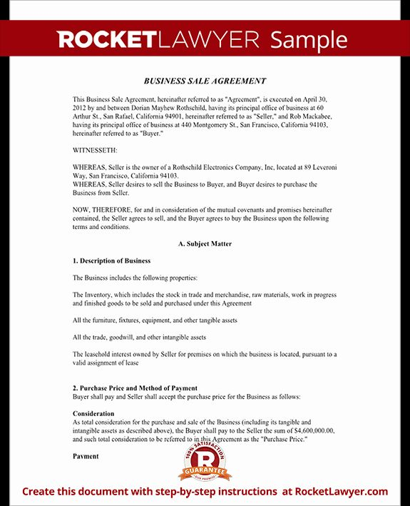 Agreements Sample Agreements Business Agreement Template Contract Template Business Agreement