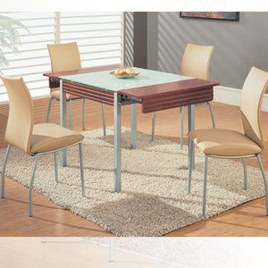 bundle43 global furniture usa colleen dining set 7 pieces