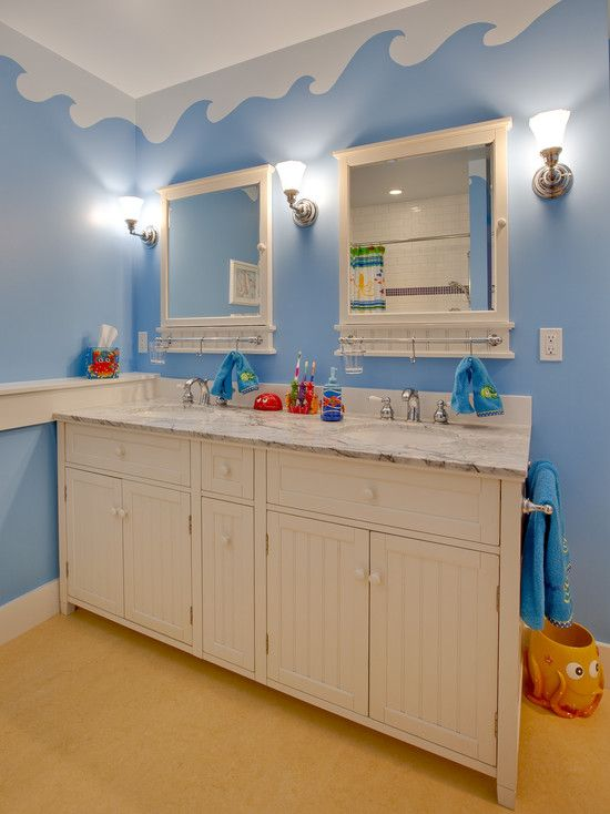 Bathroom Decorating Ideas For Toddlers 63 best kids bathroom images on pinterest | kid bathrooms