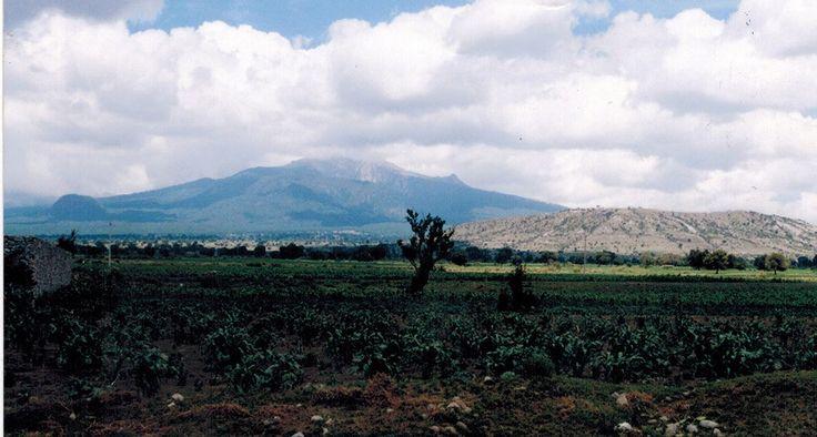 Volcan La Malinche