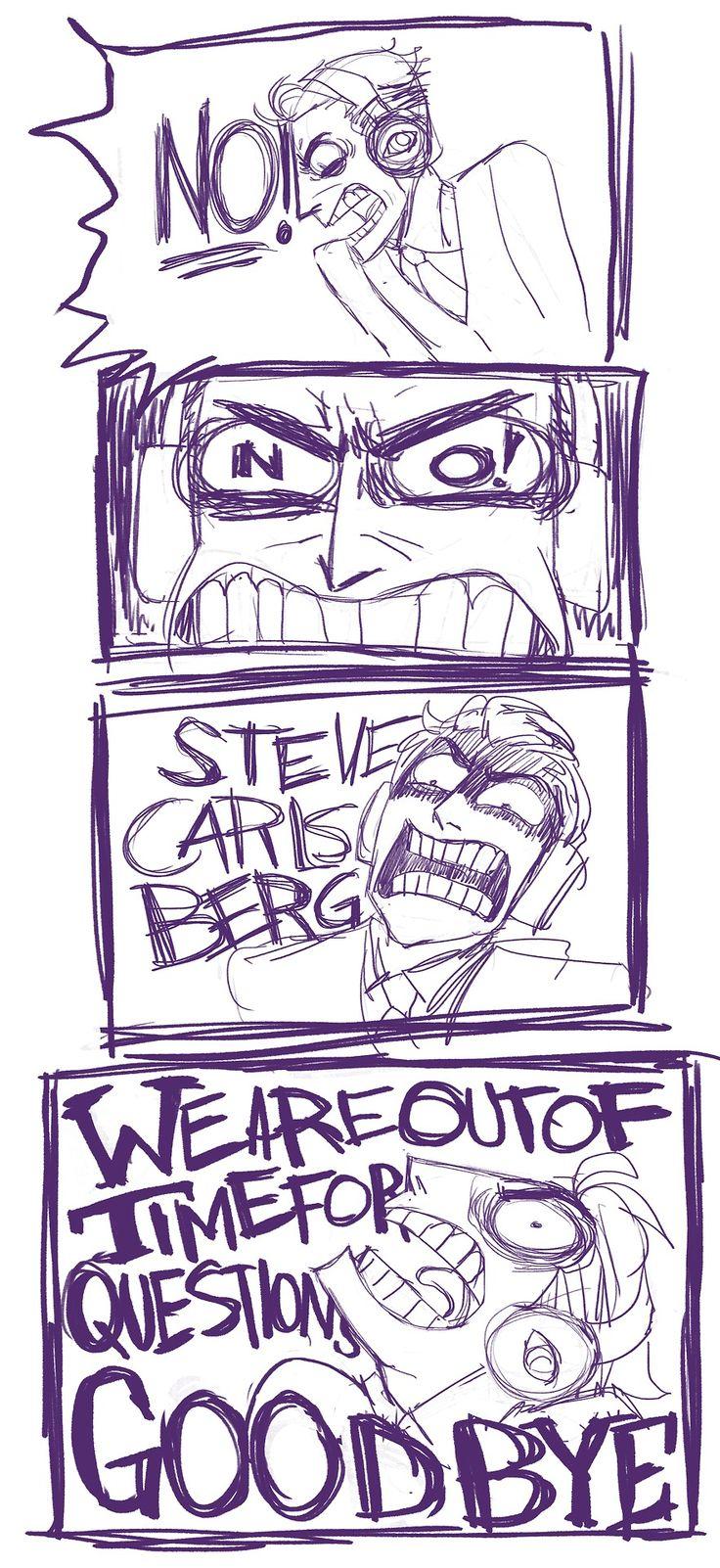 Creepy, Cutting-Edge (satire), and Cecilos