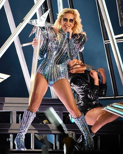 Lady Gaga Superbowl LI