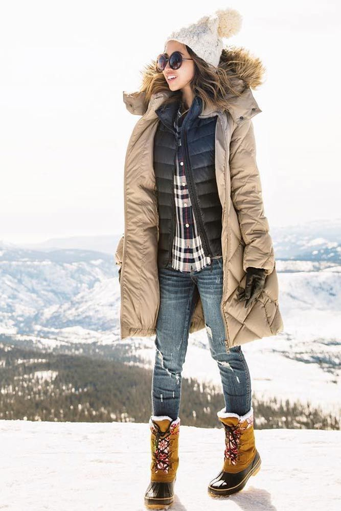 33 Outfits with Snow Boots: The Key Styles to Invest in This