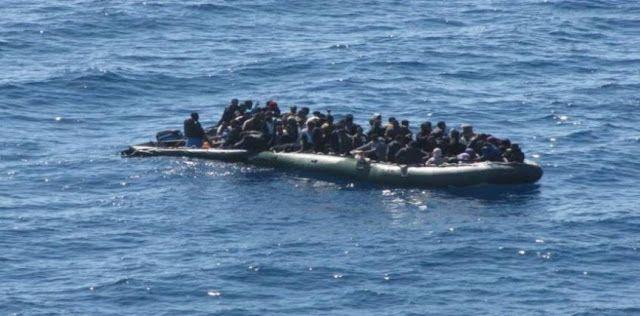 Αυξάνονται συνεχώς οι ροές λαθρομεταναστών  στα νησιά του ανατολικού Αιγαίου