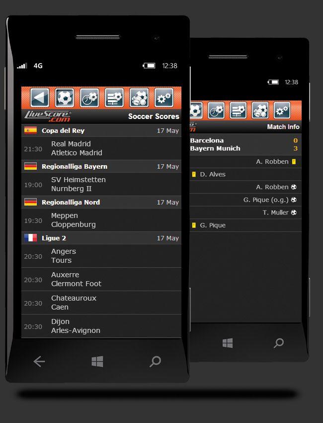 Livescore Com App