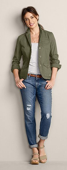 Love everything about this look, not sure how I would look with the jacket, harder to pull off for some reason.