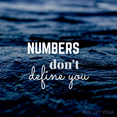 Numbers don't define you: why you don't need to lose weight