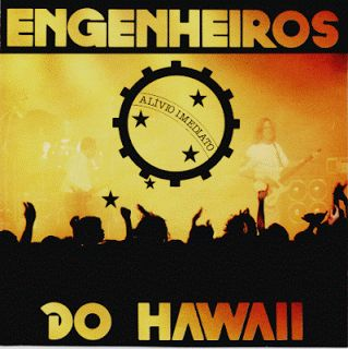 Alívio Imediato (1989) est le quatrième album du groupe de rock Engenheiros do Hawaii et leur premier