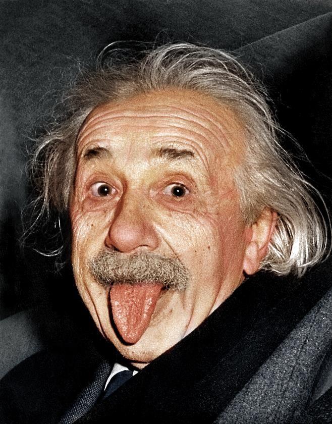 Albert Einstein Legastheniker
